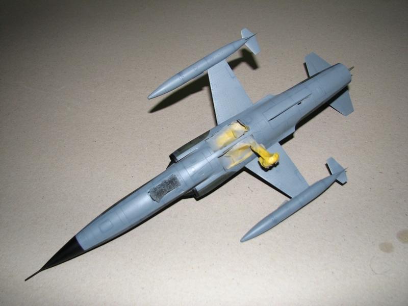 CF-104D Starfighter WIP Img_4127