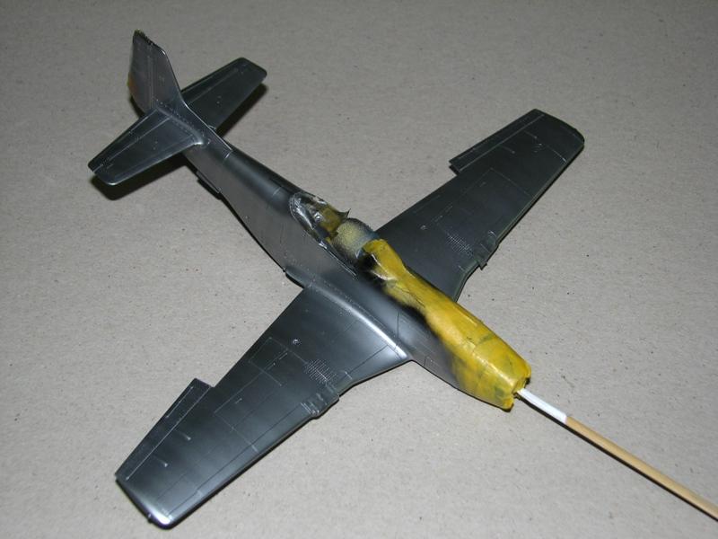 P-51 D Mustang - WIP. Img_4128