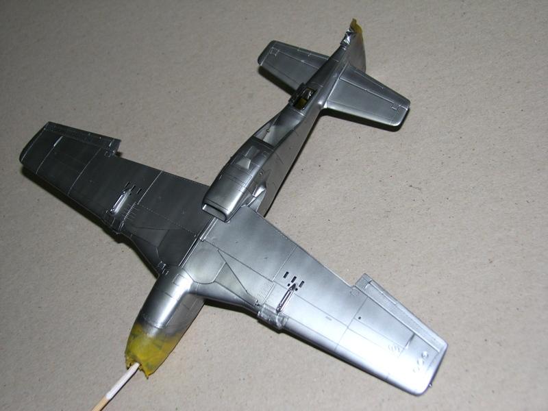 P-51 D Mustang - WIP. Img_4129