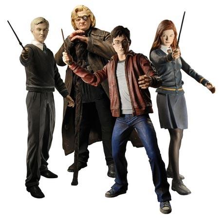concour weetix 4 figurine HARRY POTTER 925710