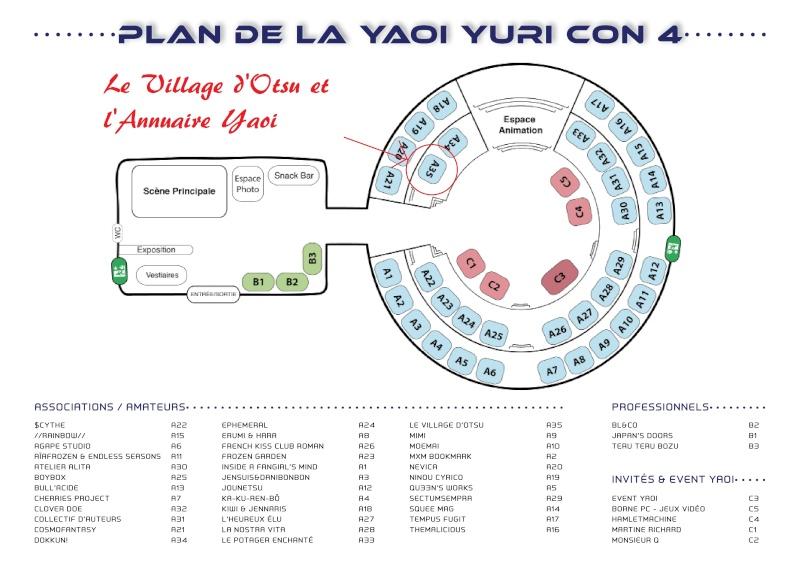 Yaoi Yuri Con 4  Plan-y10