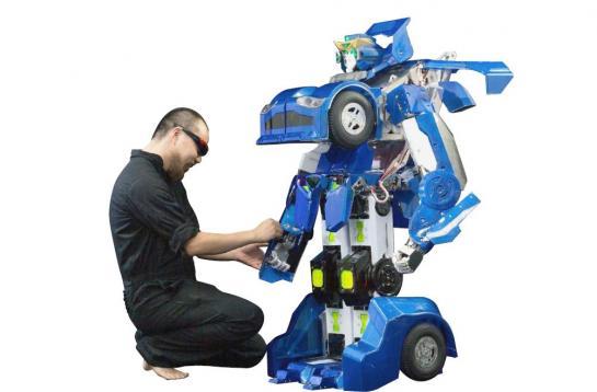 Bientôt de vrai robot Transformers... 48717310