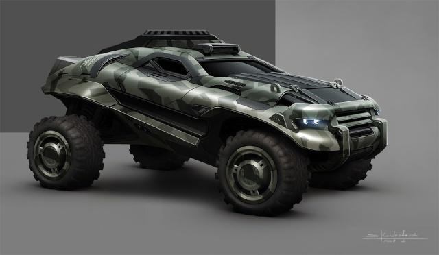 Ces véhicules qui feraient de bon mode alternatif Sergey10