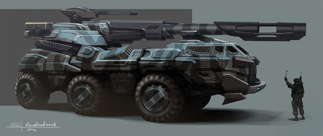 Ces véhicules qui feraient de bon mode alternatif Sergey12