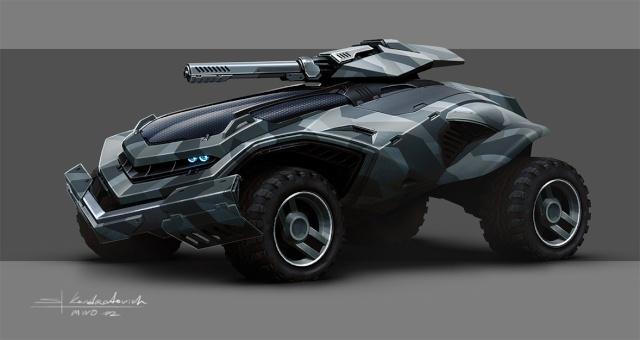 Ces véhicules qui feraient de bon mode alternatif Sergey13