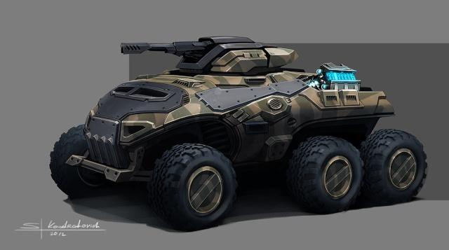 Ces véhicules qui feraient de bon mode alternatif Sergey14