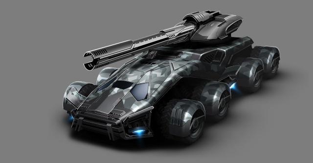 Ces véhicules qui feraient de bon mode alternatif Sergey15