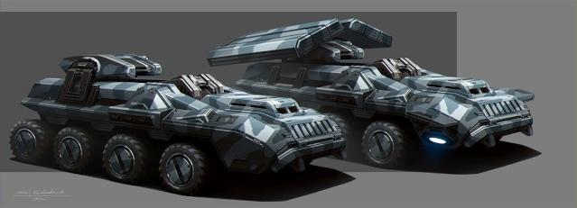 Ces véhicules qui feraient de bon mode alternatif Sergey16