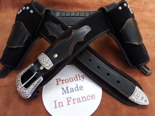 """COWBOY ACTION SHOOTING """"ROUGH OUT"""" HOLSTER by SLYE Dscf2846"""