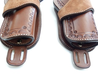 """COWBOY ACTION SHOOTING """"ROUGH OUT"""" HOLSTER by SLYE Dscf2859"""