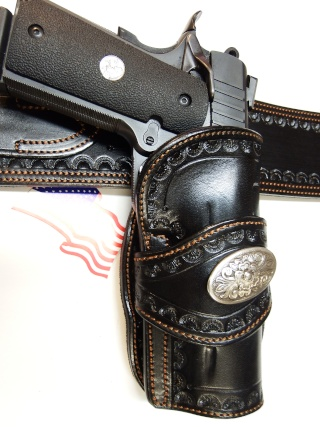 """ WILD BUNCH ""holster ""RANGER'S"" by SLYE  Dscf3042"