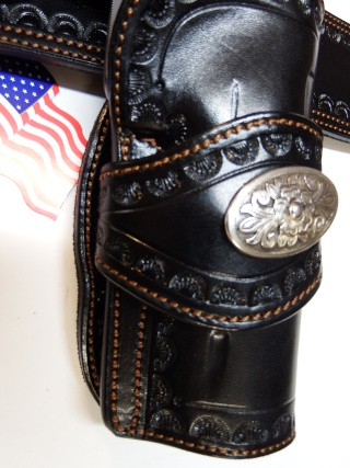 """ WILD BUNCH ""holster ""RANGER'S"" by SLYE  Dscf3043"