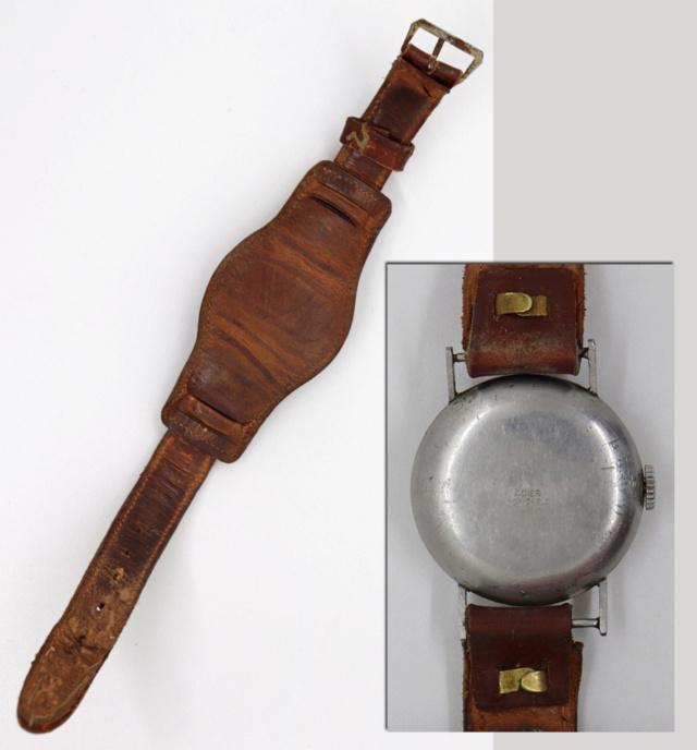 Les montres civiles utilisées par les militaires français, 1943-1962 1940mi12
