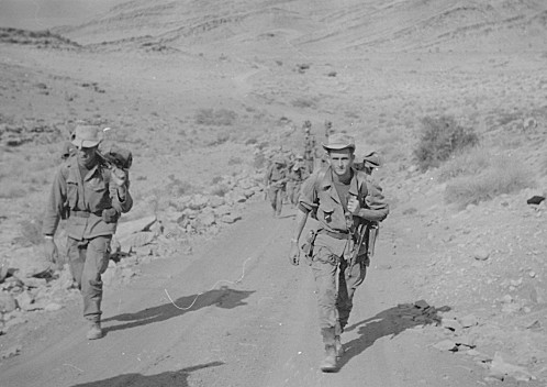 Sergent chef de groupe 8e RIMa - janvier 1960 1960-012