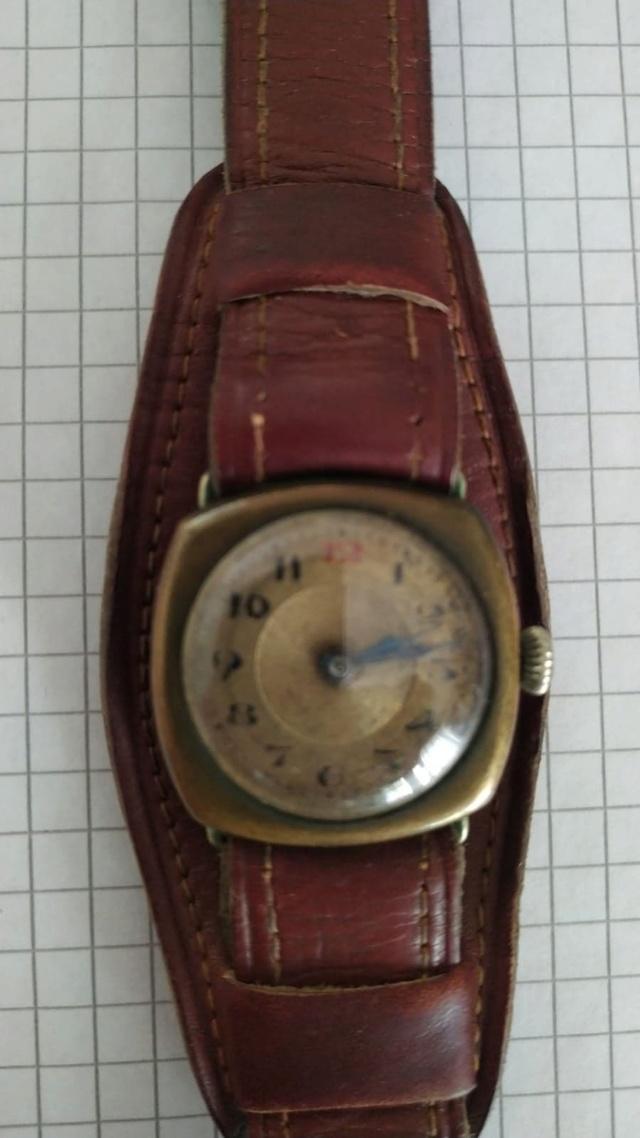 Les montres civiles utilisées par les militaires français, 1943-1962 93840610