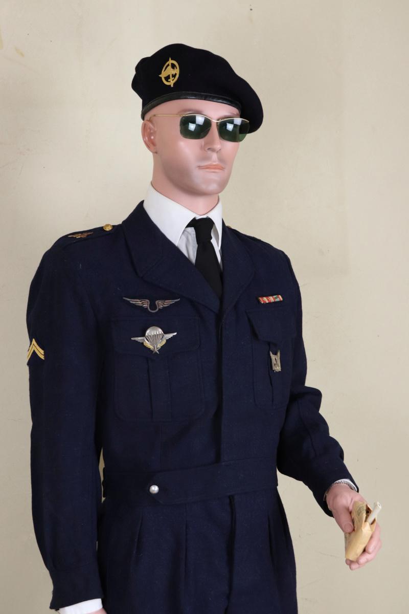 Sergent au CPA 20/541 en permission, décembre 1960 Img_4012