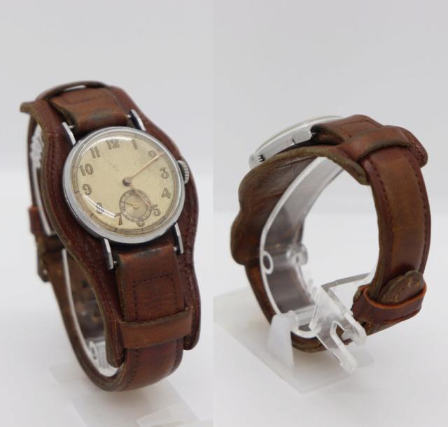 Les montres civiles utilisées par les militaires français, 1943-1962 Montre12