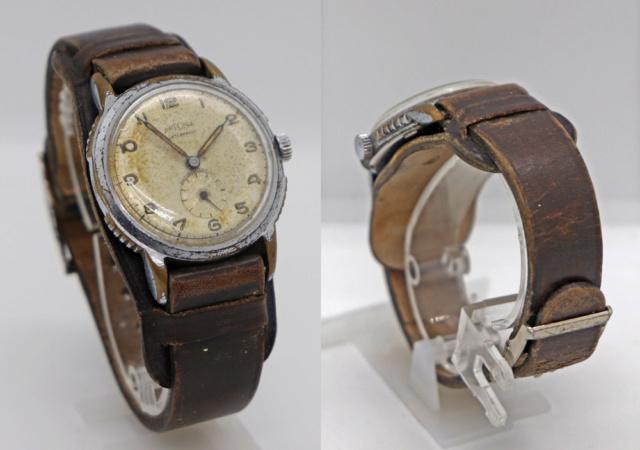 Les montres civiles utilisées par les militaires français, 1943-1962 Montre13