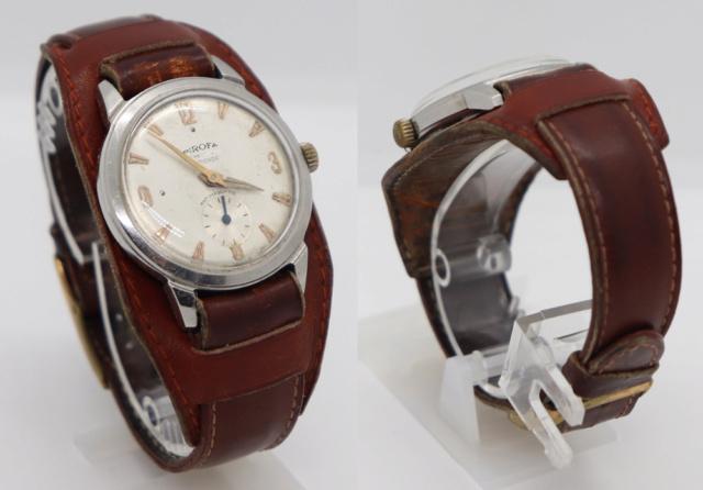 Les montres civiles utilisées par les militaires français, 1943-1962 Montre14