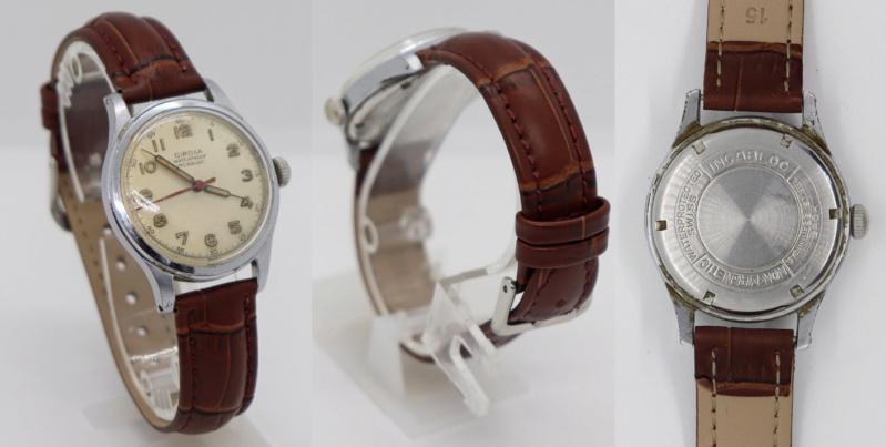 Les montres civiles utilisées par les militaires français, 1943-1962 Montre17