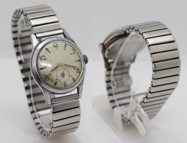 Les montres civiles utilisées par les militaires français, 1943-1962 Montre19
