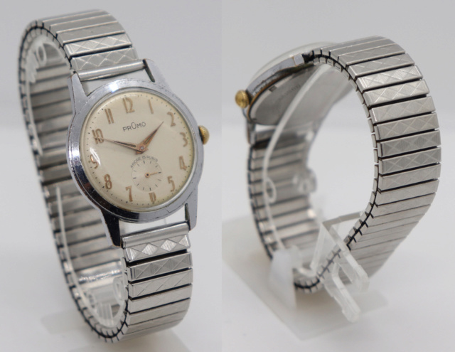 Les montres civiles utilisées par les militaires français, 1943-1962 Montre20