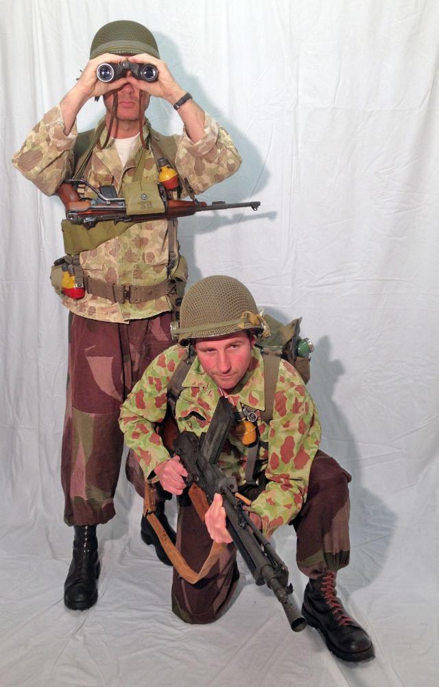 """Sergent-Chef du 8ème BPC, chef de section à l'opération """"Brochet"""" (octobre 1953) Ok191010"""