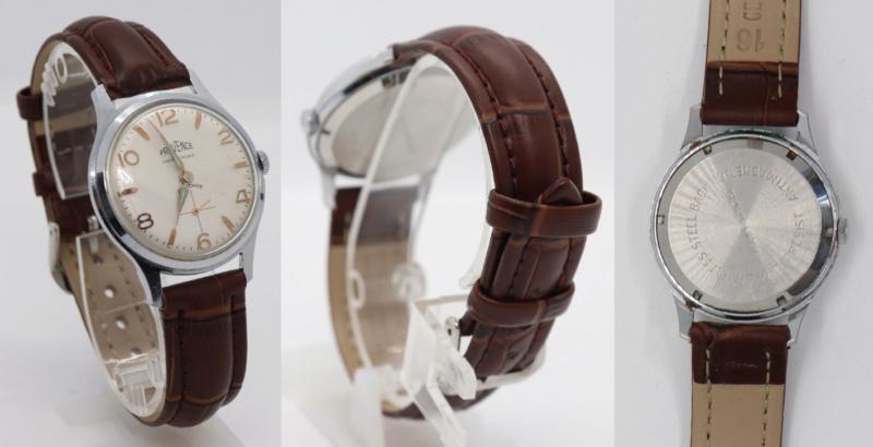 Les montres civiles utilisées par les militaires français, 1943-1962 Proven11