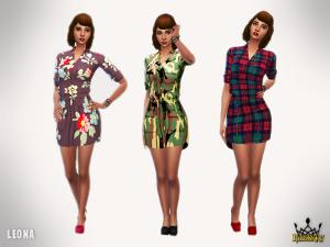 Повседневная одежда (платья, туники)  - Страница 4 Image118