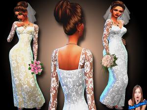 Формальная одежда, свадебные наряды - Страница 2 Image120