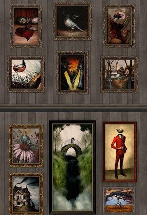 Картины, постеры, плакаты - Страница 27 Image14