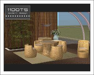 Патио, скамейки - Страница 8 Image153