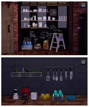 Декоративные объекты для кухни - Страница 2 Image175