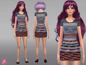 Повседневная одежда (платья, туники)  - Страница 4 Image21