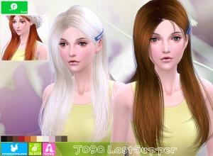 Женские прически (длинные волосы) - Страница 6 Image24