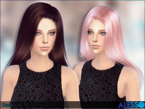 Женские прически (длинные волосы) - Страница 6 Image251