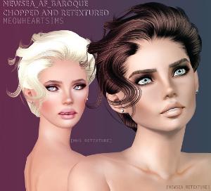 Женские прически (короткие волосы) - Страница 4 Image253