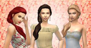 Женские прически (длинные волосы) - Страница 6 Image256