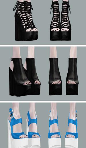 Обувь (женская) - Страница 40 Image290