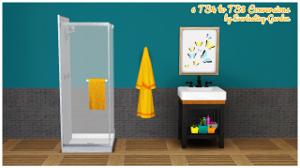 Ванные комнаты (модерн) - Страница 10 Image297