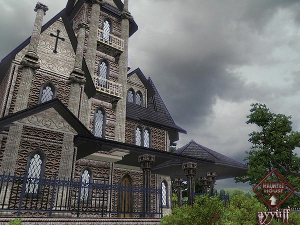 Замки, дворцы - Страница 7 Image298