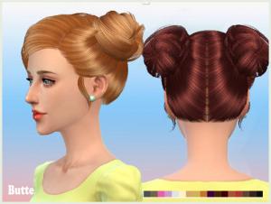 Женские прически (короткие волосы) - Страница 4 Image363