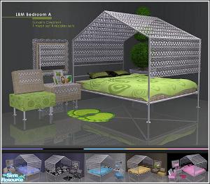 Спальни, кровати (модерн) - Страница 23 Image379