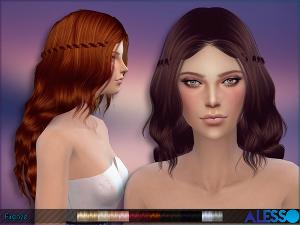 Женские прически (длинные волосы) - Страница 6 Image415