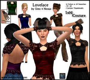 Повседневная одежда (топы, рубашки, свитера) - Страница 2 Image427