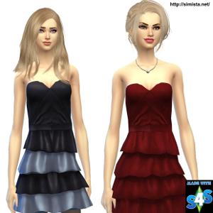 Повседневная одежда (платья, туники)  - Страница 4 Image436
