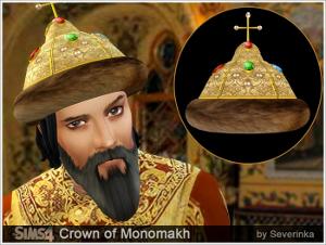 Головные уборы, короны, шляпы, ушки и пр. - Страница 2 Image44
