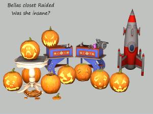 Новогодний декор, Хеллоуин и пр. праздники - Страница 12 Image477