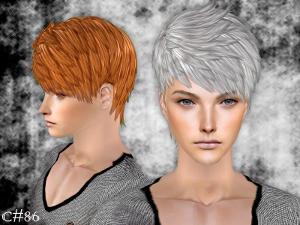 Мужские прически (короткие волосы, стрижки) - Страница 24 Image511