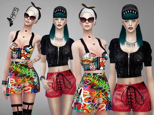 Повседневная одежда (сеты) - Страница 3 Image515